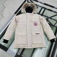 Canada goose men's / women's down jacket popular jack