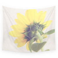 Society6 Sunflower Wall Tapestry