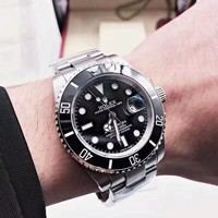 DCCK R002 Rolex Submariner Superlatve Chronometer Officially Certified Mechanical Watches Black 2
