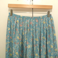 Spring Blossoms Skirt
