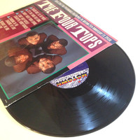 Vinyl Record Four Tops Great Songs And Performances That Inspired The Motown 25th Anniversary Television Special LP Album
