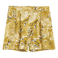 H&M Patterned Shorts $12.99