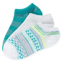 3-PACK GEO, AERO & STRIPE PED SOCKS
