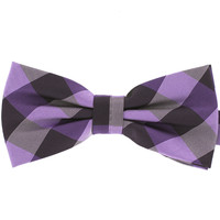 Tok Tok Designs Pre-Tied Bow Tie for Men & Teenagers (B479)