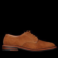 UNIONMADE - UNIONMADE Naturals - Arthur Unlined Suede Dover in Snuff 29336F