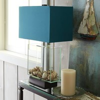 Exhibit Table Lamp - Teal$59.99$75.00