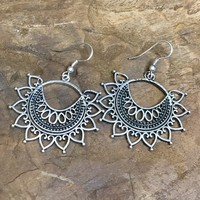 Earth Goddess Earrings