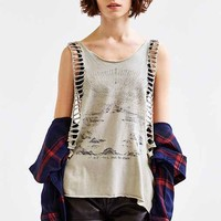 Project Social T Look For Stars Tee- Khaki