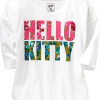 Old Navy Girls Hello Kitty Dolman Sleeved Tees