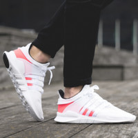 Adidas EQT Support ADV Women's Casual Fashion Active Running Shoes White