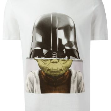 Neil Barrett 'Darth Yoda' T-shirt
