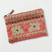 Embellished Ortaca Pouch