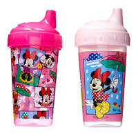 Minnie Mouse Hard-Spout Sippey Cup - Set of Two