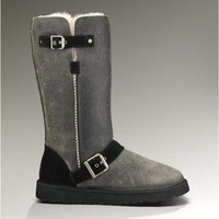 Sale UGG Classic Tall Dylyn Boots 1001202 Black