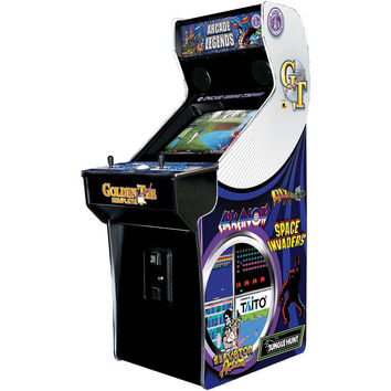 Chicago Gaming Arcade Legends 3 Arcade Game with 130 Games and Golden Tee