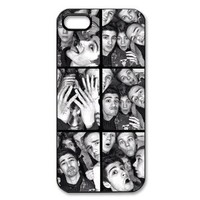 One Direction fashionable Singer Series Protective Hard Case Iphone 5 case cover