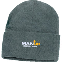 ManUp God's Way - Knit Cap