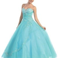 Faironly M25 Quinceanera Formal Prom Dress