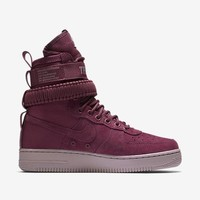 "HCXX WMNS SF AF1 ""FORCE IS FEMALE"" - VINTAGE WINE"