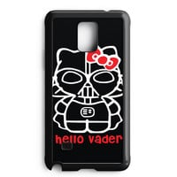 Hello Darth Vader Samsung Galaxy Note 4 Case