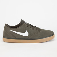 Nike Sb Check Mens Shoes Forest  In Sizes