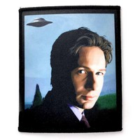 Believe Mulder Patch