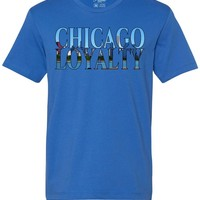 Chicago Skyline T-Shirt - The Loyalty Collection