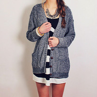 Boys Club Cardigan