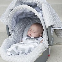Carseat Canopy Whole Caboodle - Chevy