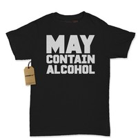 May Contain Alcohol Womens T-shirt