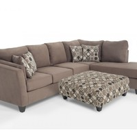 Libre II 3 Piece Left Arm Facing Sectional | Sectionals | Living Room | Bob's Discount Furniture