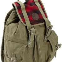 Roxy Juniors Factory Canvas Washed Rucksack