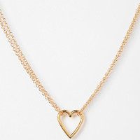 Urban Outfitters - Adina Reyter Tiny Heart Necklace