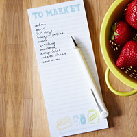 Kitchen Essentials Market Pads