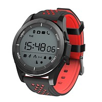 NO.1 F3 Sports Smartwatch Bluetooth IP68 Professional Waterproof Swimming Watch Pedometer Outdoor Wristwatch for Android IOS