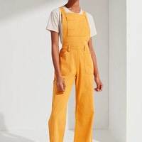 LF Markey Flare Denim Overall – Sunflower | Urban Outfitters