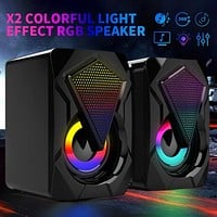 Ninja Dragons X2 Computer Gaming Speakers