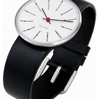 Rosendahl Banker's 40mm Wrist Watch by Arne Jacobsen