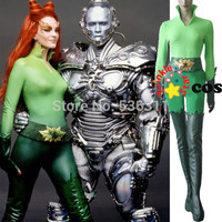 halloween costumes for women Sey Poison Ivy From Batgirl Porn cosplay Batman Pamela Lillian Isley cosplay costume