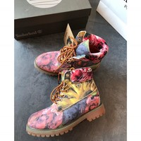 Timberland Colorful Waterproof Boots - Best Deal Online