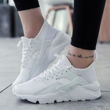 Women Shoes Breathable Running Shoes Men Sneakers Basket Femme Summer Outdoor Sports Shoes Air Huaraching Athletic Jogging Shoes