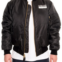 Trust & Loyalty Bomber Jacket
