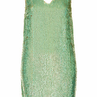MERMAID SEQUIN SLIP DRESS