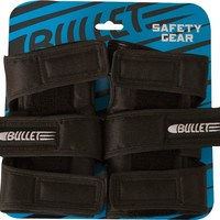 Bullet Wrist Guard Large Black
