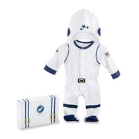 Baby Aspen Big Dreamzzz Baby Astronaut 2 Piece Layette Set | null