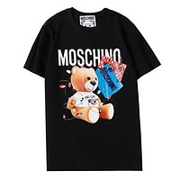 Moschino Women Fashion Tunic Shirt Top Blouse