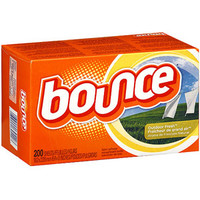 Walmart: Bounce Outdoor Fresh Dryer Sheets, 200 sheets
