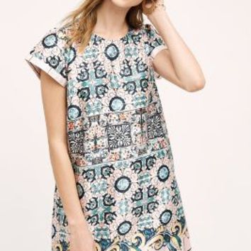 Traffic People Fiona Swing Tunic in Pink Size: