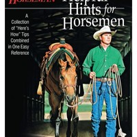 Western Horseman® Books - Helpful Hints For Horseman
