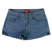 Dickies Girl - Soft Denim Women's Short Shorts